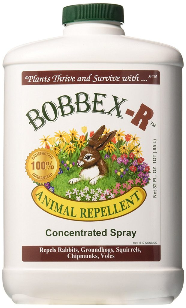 Bobbex B550120 Concentrate Animal Repellent, 32-Ounce