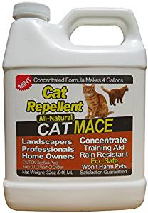 Nature's MACE Cat Repellent 32oz Concentrate