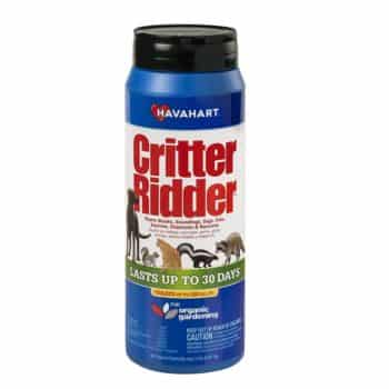 Havahart Critter Ridder 3142 Animal Repellent Granular Shaker, 2-Pound