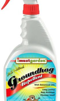 Natural Groundhog Repellent, Natural Groundhog Repellent