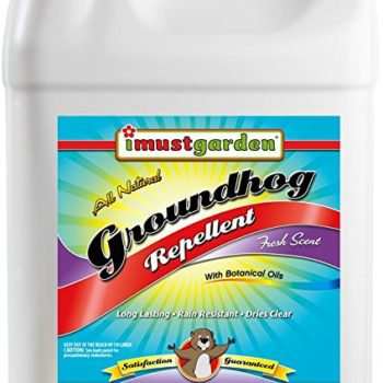 I Must Garden Groundhog Repellent - 1 Gallon Ready-to-Use (Woodchucks)