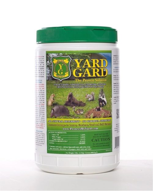 Organic Multi-Animal Repellent by Yard Gard (4lbs)