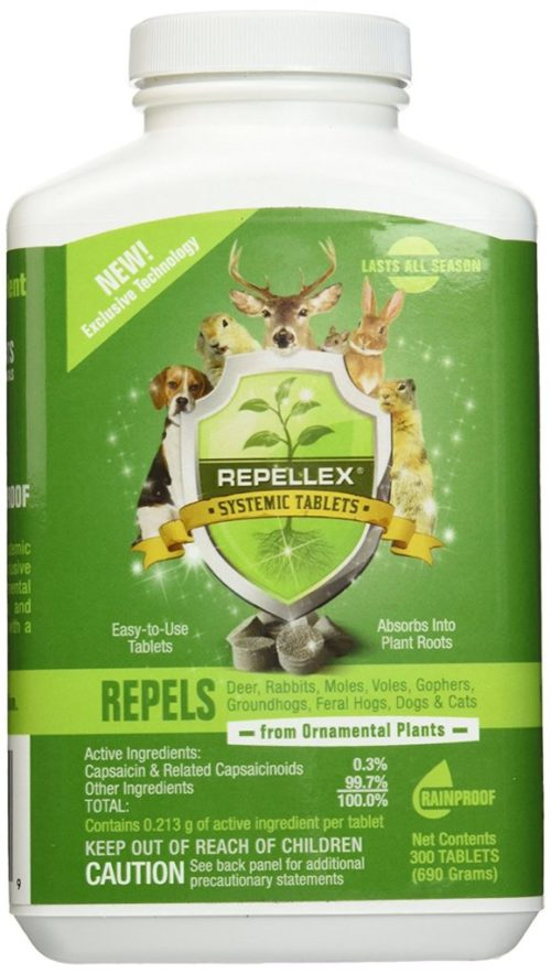 Repellex 20006 300-Count Systemic Animal Repellent