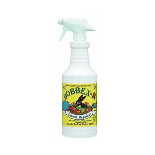 Bobbex B550125 Ready To Use Animal Repellent With Trigger Sprayer, 32-OunceBobbex B550125 Ready To Use Animal Repellent With Trigger Sprayer, 32-Ounce