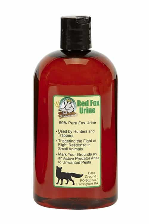 Just Scentsational FU-16 Red Fox Urine Small Pest Repellent, 16 OZ