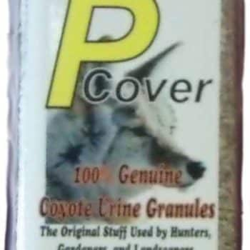The Pee Mart - Coyote P-Cover 22 fl oz Coyote Urine Granules!