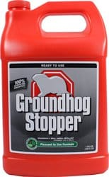 Messinas 073110 Groundhog Stopper Small Animal Repellnt Rtu Refill, 1 Gal.