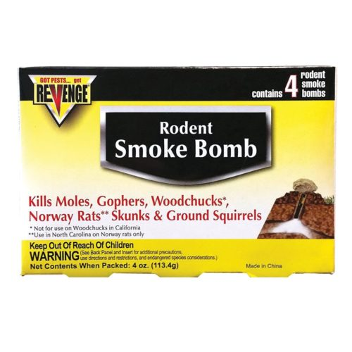 Revenge Smoke Bombs