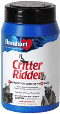 Havahart Critter Ridder Animal Repellent Granule 1.25 Lb.