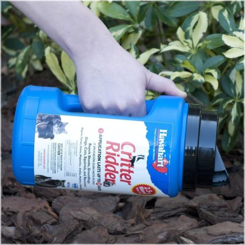 Havahart Critter Ridder 3146 Animal Repellent, 5-Pounds Granular Shaker