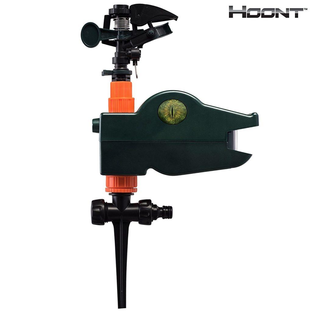Outdoor Water Blaster Repeller Groundhog Repellent