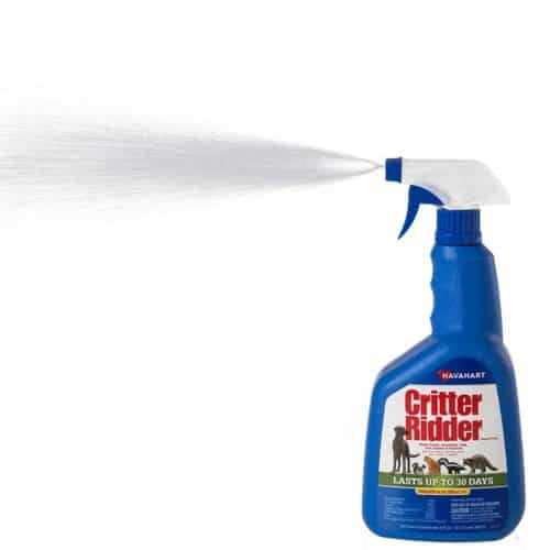 Havahart Critter Ridder 3145 Animal Repellent, Ready-to-Use Spray, 32-Ounce