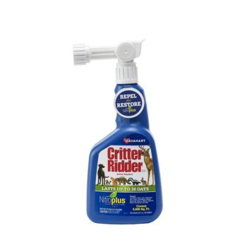 Havahart 3147 Critter Ridder Animal Repellent With Nitroplus, 32 OZ