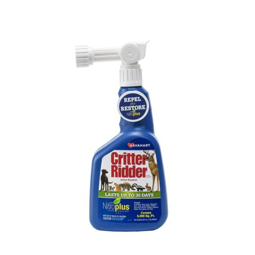 Havahart 3147 Critter Ridder Animal Repellent With Nitroplus, 32 OZ
