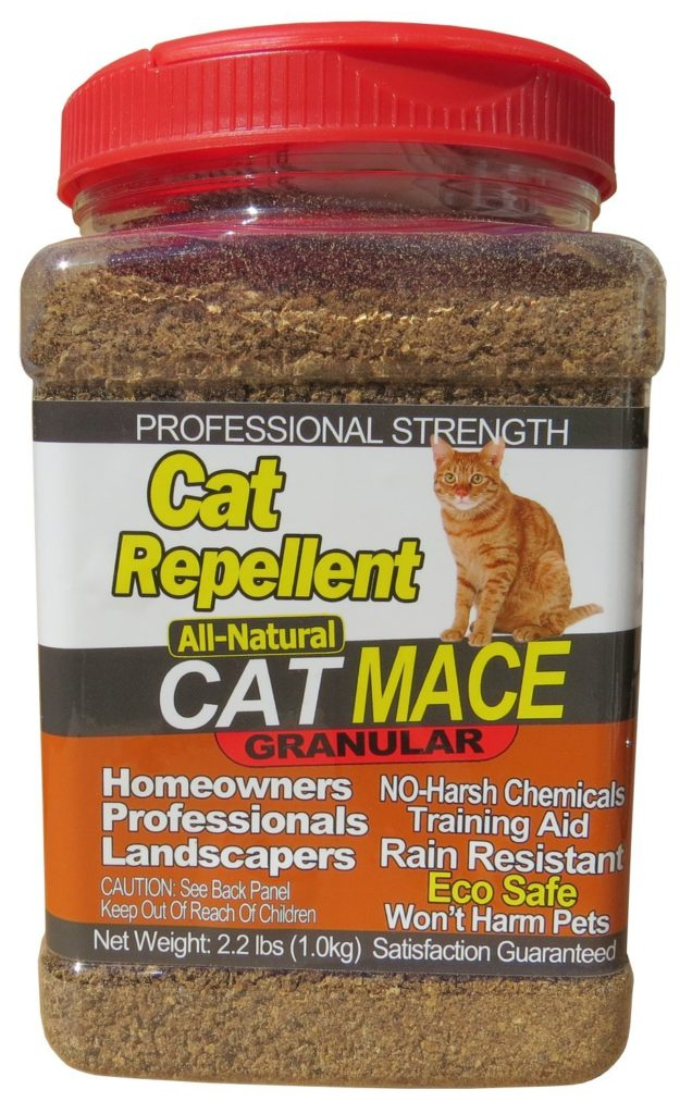 Nature S Mace Cat Repellent Shaker Granular Groundhog