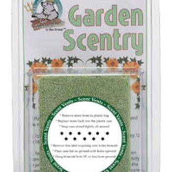 Just Scentsational GS-1 All Natural Scented Stone Garden Pest Repellent