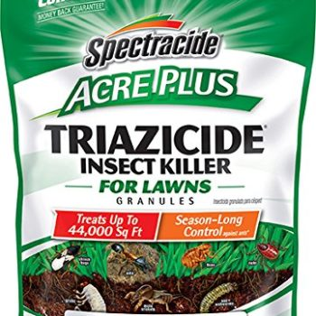 Spectracide Triazicide Acre Plus Insect Killer Granules, 35.2-Pound, 1-Pack