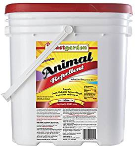 I Must Garden Granular Animal Repellent - 20lb (Deer, Rabbit, Groundhog, and other Herbivores)