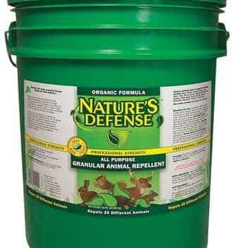 Animal Repellent, Granules, 50 lb.