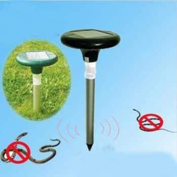 Solar Groundhog Repellent, Solar Groundhog Repellent
