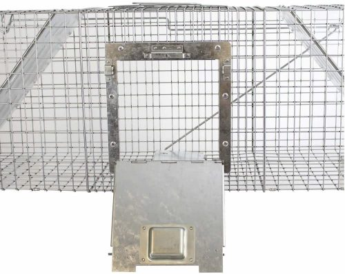 Havahart 998 Large 2-Door Safe Release Humane Live Animal Cage Trap for Raccoons, Opossums, Groundhogs 6